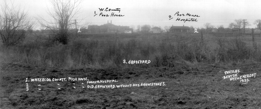 House of Refuge; Source: Denton Mennonite Archives, Darryl Bonk