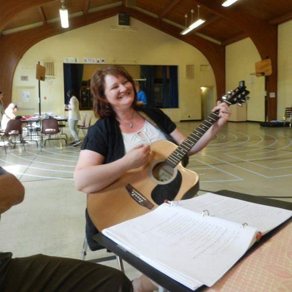 Guitar Music, Wayside Centre, Music Therapy