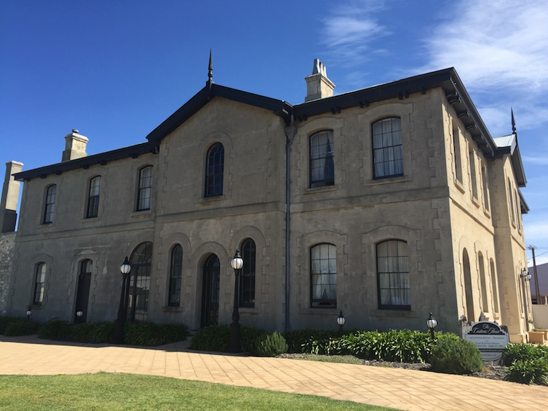 The best accommodation in Port MacDonnell in South Australia, Customs House