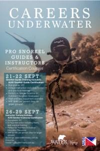 Snorkel Guide Courses