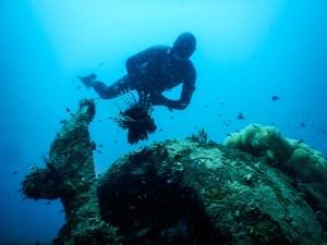 Solomon Islands Freediving Wrecks