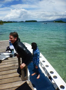 Solomon Islands Freediving Holiday with Marlon Quinn and WaterMaarq