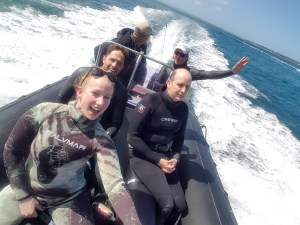 Freediving Charter Melbourne