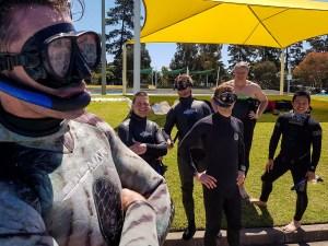 Freediving Training Geelong