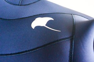 WaterMaarq Custom Blue 5mm Wetsuit
