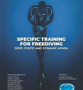 Specific Training for Freediving Umberto Pelizzari Book Cover