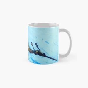 Classic Coffee Mug Weedy Seadragon Print