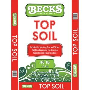 Beck's Bagged Topsoil