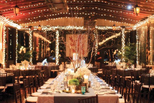 Creating A Winter Wonderland Wedding- Part 3