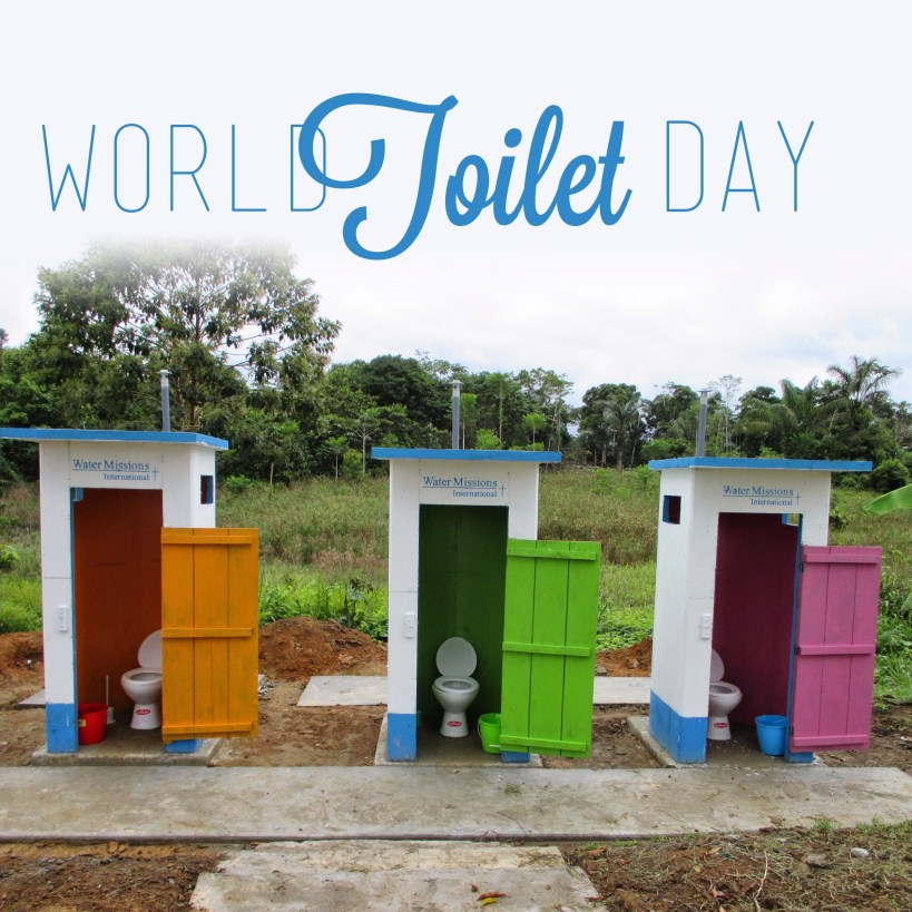 World Toilet Day Graphic