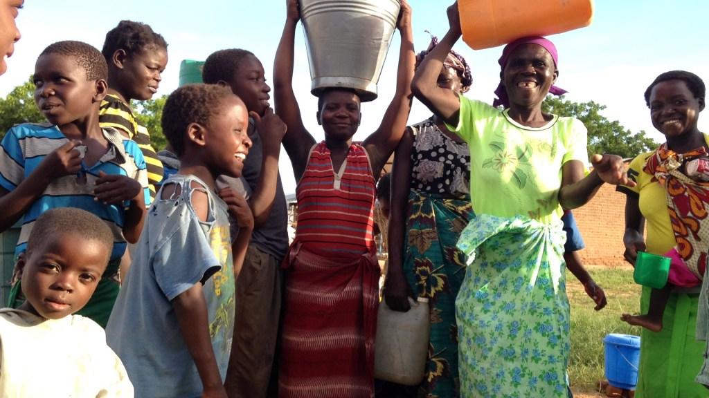 Malawi Floods | Safe Water Brings Joy