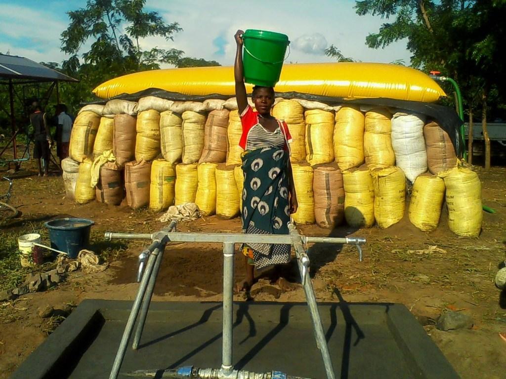 Savala Flood Commissioning | Malawi Floods
