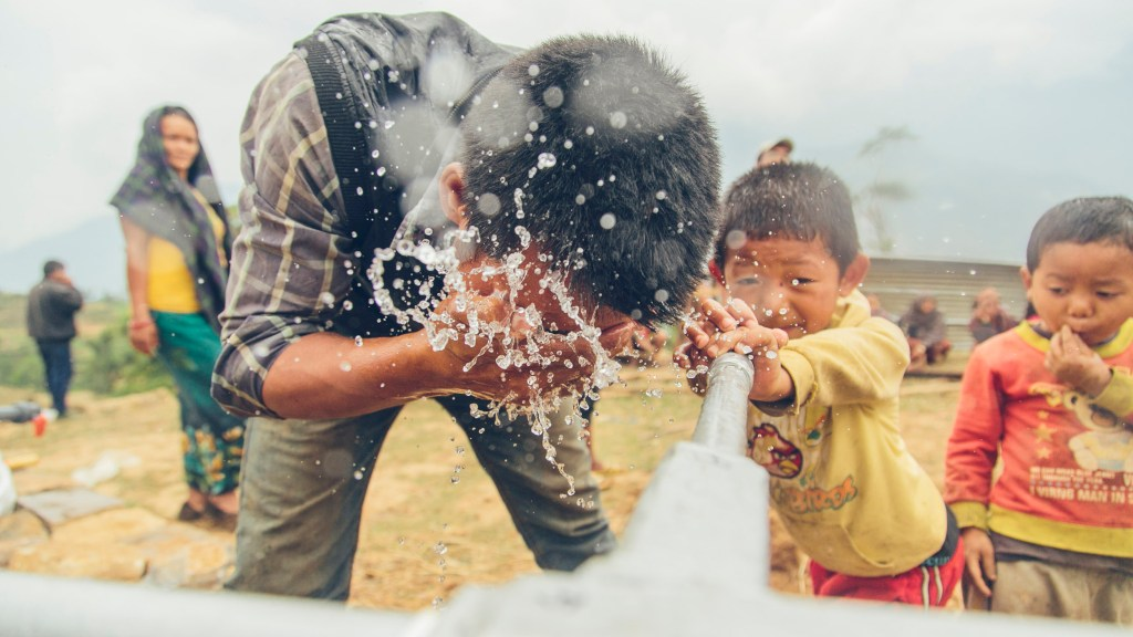 Pokhari residents get safe water | Nepal Earthquake