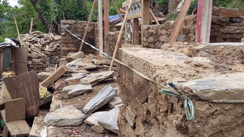 Keira rebuilding | Nepal Earthquake