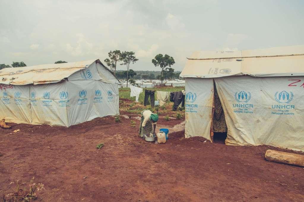 Nyarugusu Refugee Camp
