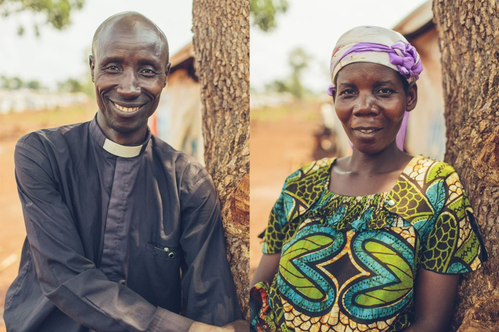 Pastor Etienne and Wife