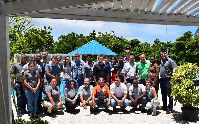 Latin America Regional WASH Workshop Participants | Water Mission