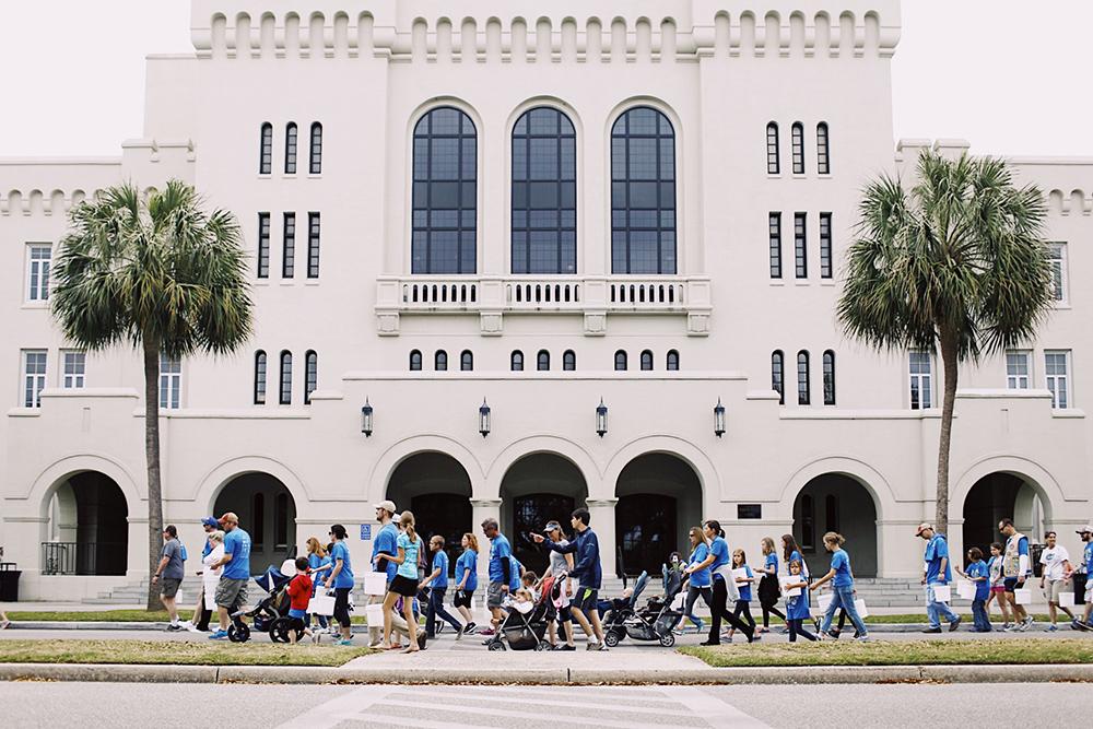 Charleston Walk for Water (2017)