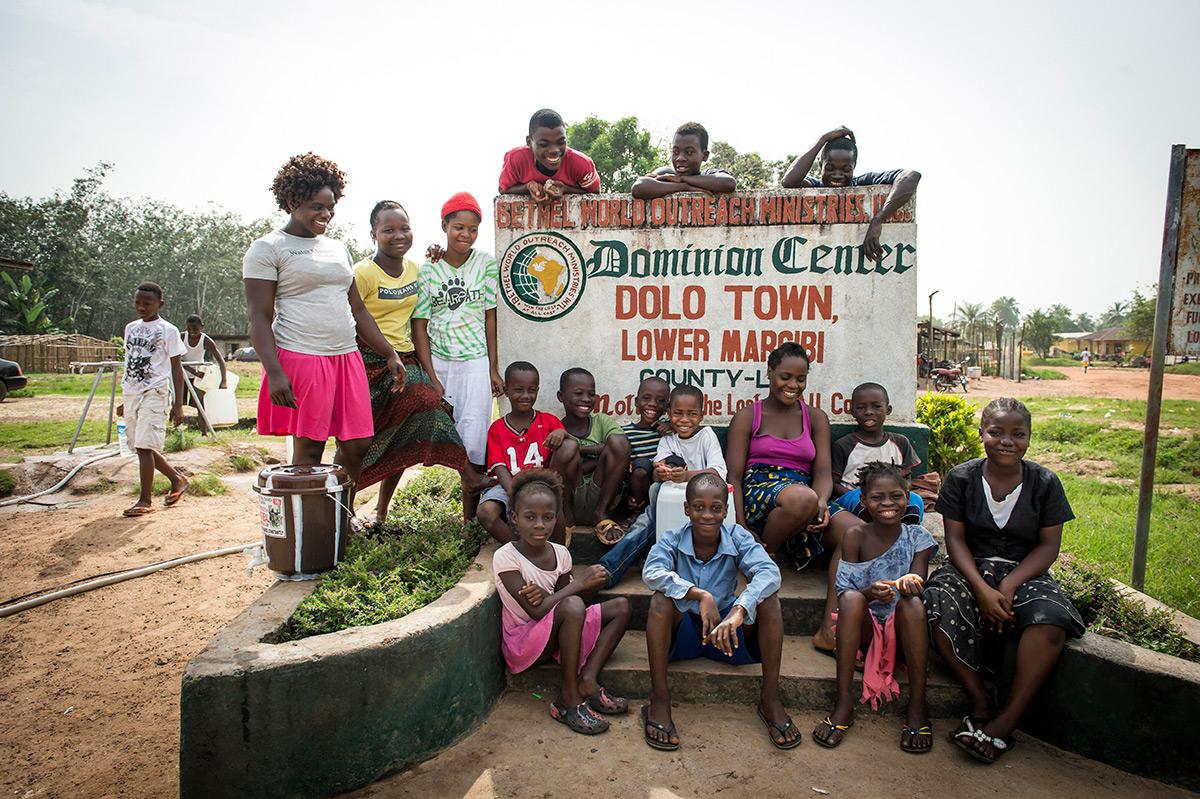 Dolo Town, Liberia