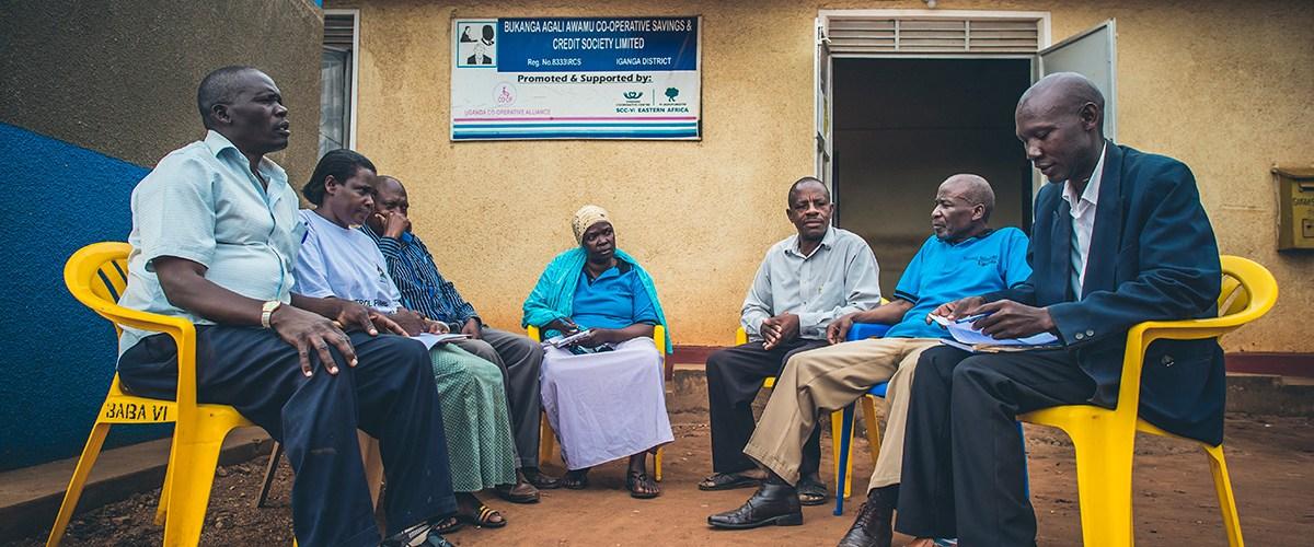 Safe Water Committee in Uganda
