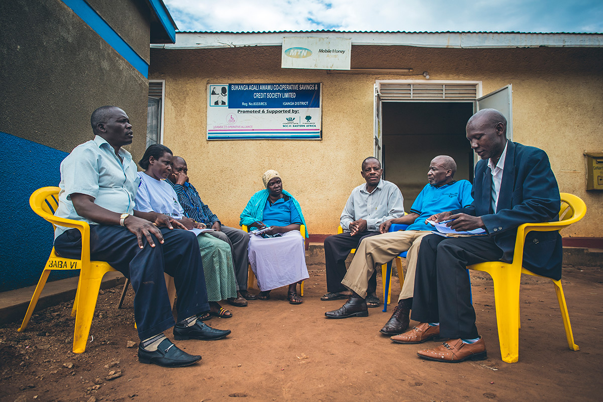 Safe Water Committee in Uganda
