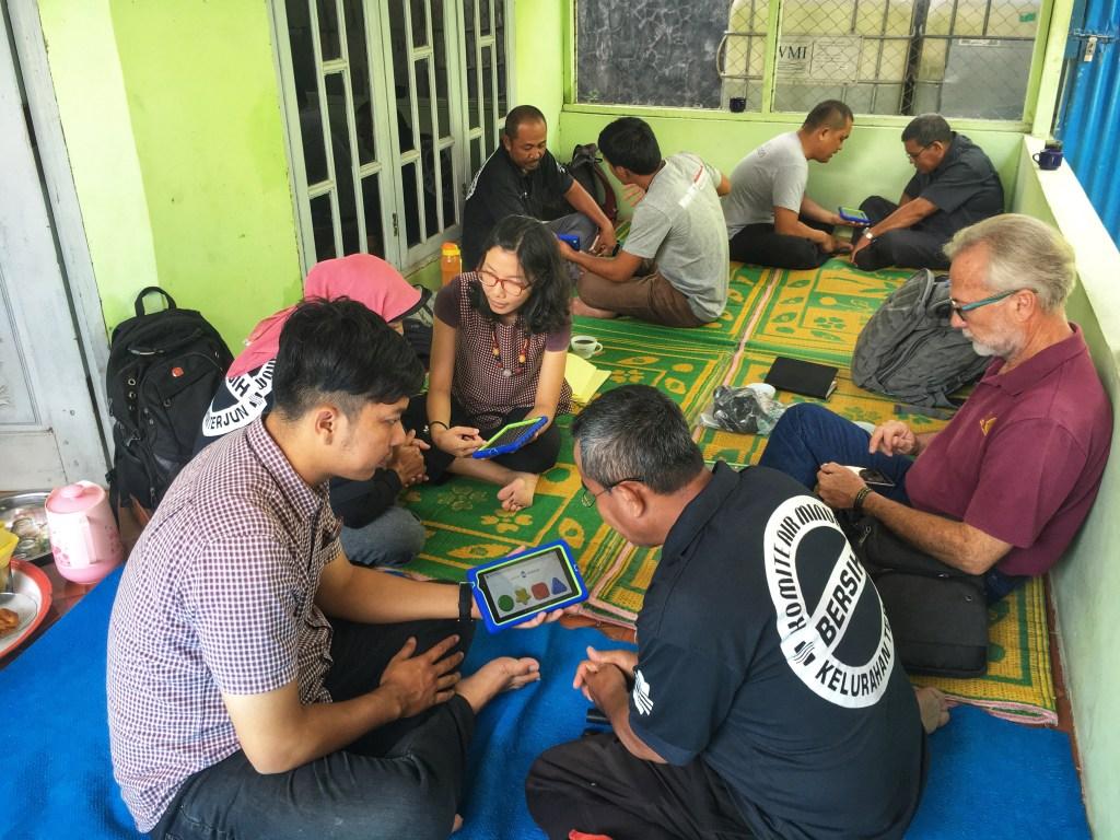 Restore Survey in Indonesia