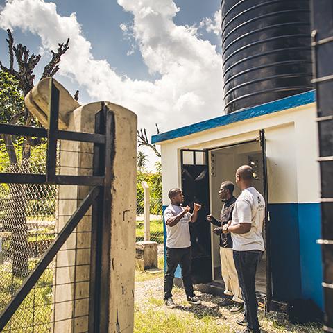 May 18, 2017 - Mkinga, Tanzania. Taken by Sean Sheridan, for Water Mission.