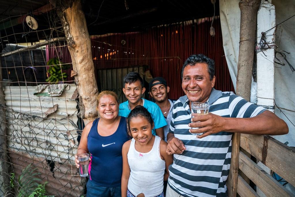 The Lopez family