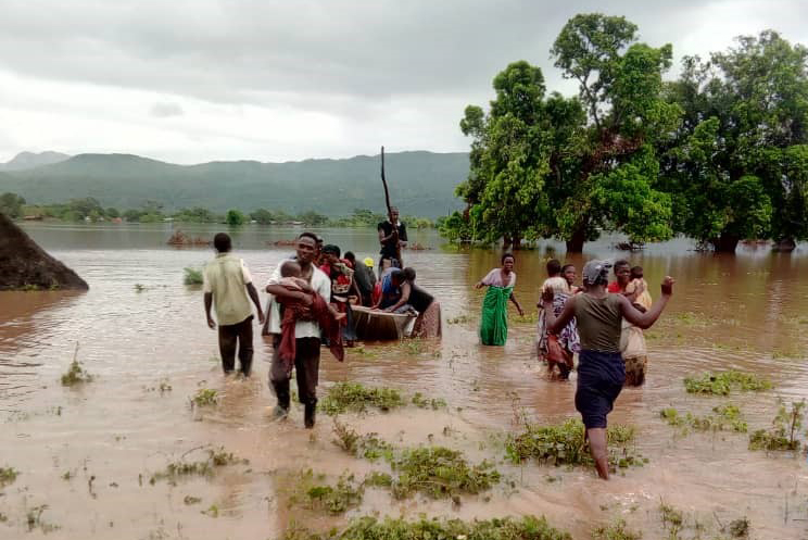 Devastation in Chikwawa