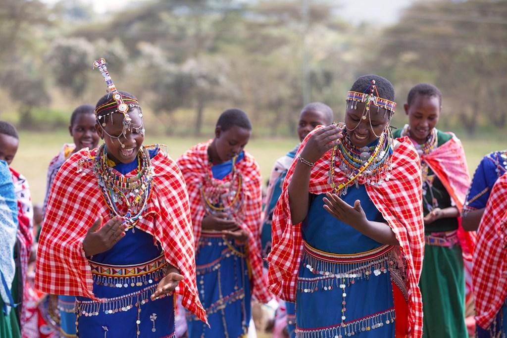 Women in Kenya
