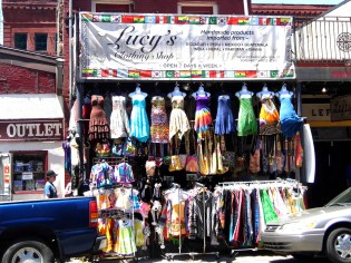 Lucy Clothing Shop