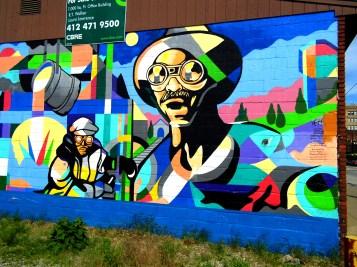 MLK Memorial Mural