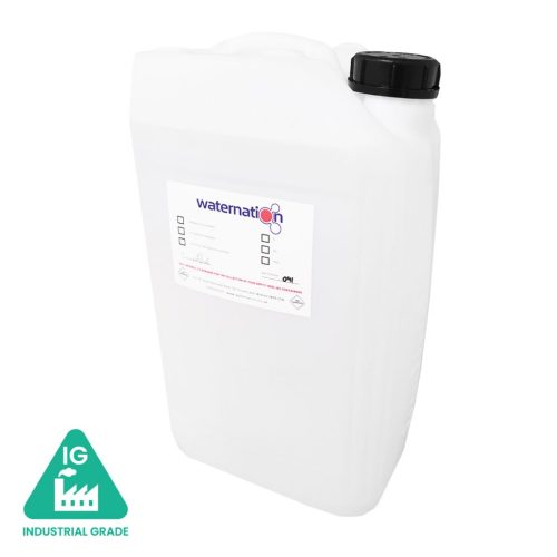 25L Drum Industrial Grade Water