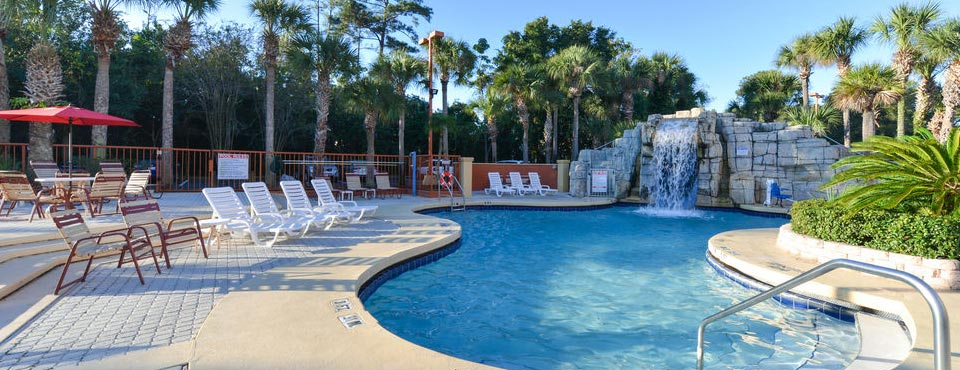 Water Slide at the Comfort Inn Orlando at Lake Buena Vista 960