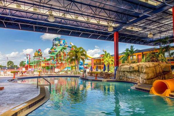 Orlando Indoor Water Park Hotels Fl