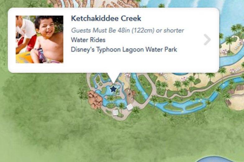 Typhoon Lagoon Kiddie Area