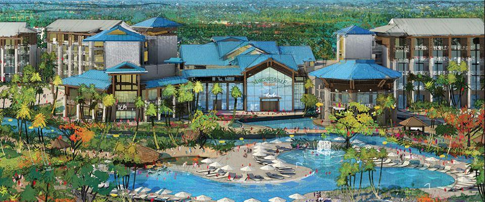 Margaritaville Orlando Resort with Water Park in Florida