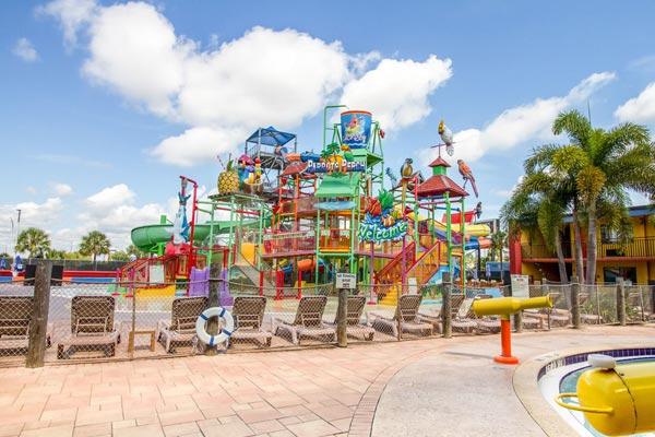 Orlando Indoor Water Park Hotels - Fl