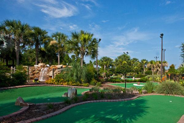 Holiday Inn Orlando Orange Lake Resort Recreation 12 Acre