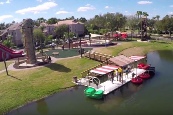 Summer Bay Resort Orlando Buccaneer Bay Adventure Park