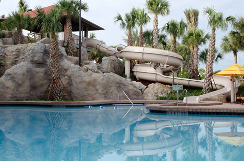 Orlando Hotels With Water Slides Water Park Hotels Orlando