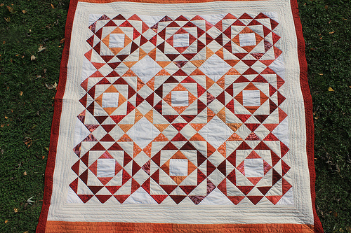 Fall Wedding Quilt