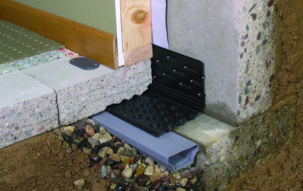 basement waterproofing supplies