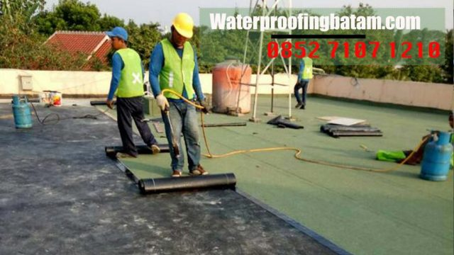 kontraktor waterproofing di  Penyengat ,Kota Tanjungpinang - Whatsapp Kami : 085 2 71 071 210