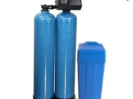 DuraWater 64k 9100sxt Water Softener, 64,000 Grains, Blue