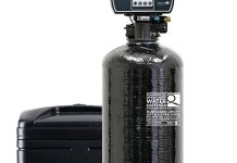 Aquasure Harmony Series 48,000 Grains Whole House Water Softener w/High Efficiency Digital Metered Control Head (48,000 Grains)