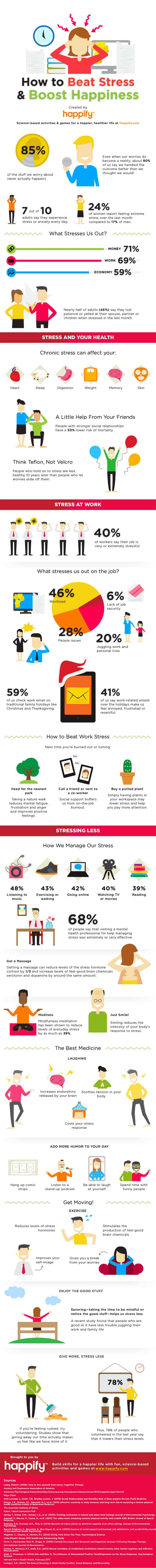 How-to-stress-less-and-find-happiness-infographic