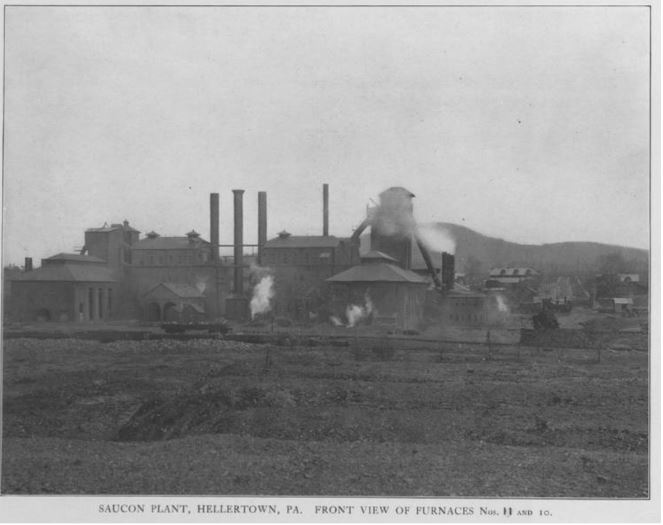 May 15th, 2021, 10am-11:30 am Thomas Iron Works Site Tour
