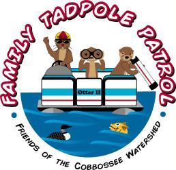 Family Tadpole Patrol new logo
