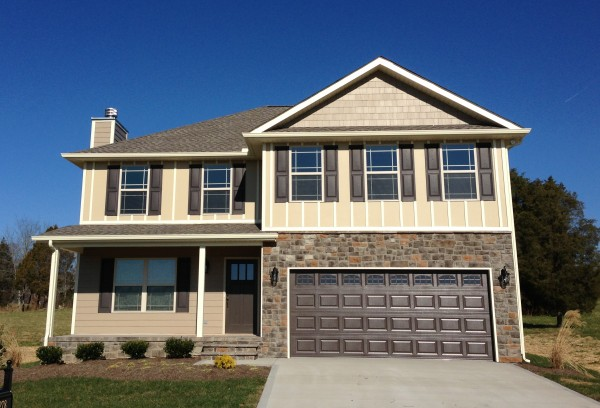 Sold Hampton Floor Plan at Waterside Cove